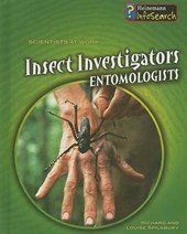Insect Investigators | Richard Spilsbury |