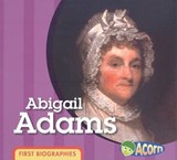 Abigail Adams | Cassie Mayer |