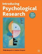 Introducing Psychological Research | Philip Banyard & Andrew Grayson |