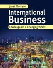 International Business | Janet Morrison |