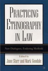 Practicing Ethnography in Law