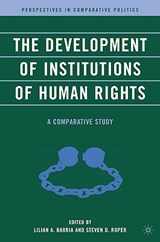 The Development of Institutions of Human Rights |  |