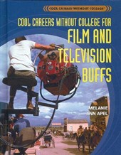 Cool Careers without College for Film and Television Buffs