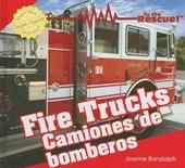 Fire Trucks/ Camiones De Bomberos