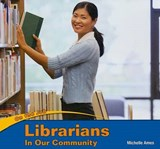 Librarians in Our Community | Michelle Ames |