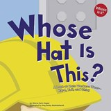 Whose Hat Is This? | Sharon Katz Cooper |