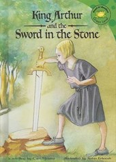 King Arthur and the Sword in the Stone