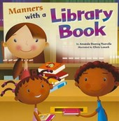 Manners with a Library Book | Amanda Doering Tourville |