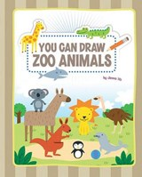 You Can Draw Zoo Animals | Jannie Ho |