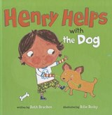 Henry Helps with the Dog | Beth Bracken |