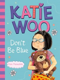 Katie Woo, Don't Be Blue | Fran Manushkin |