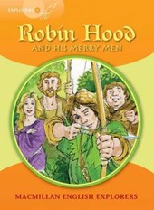 Explorers 4 Robin Hood and his Merry Men | Gill Munton |