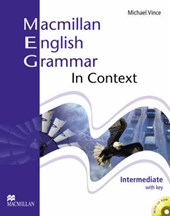 Macmillan English Grammar In Context Intermediate Pack with