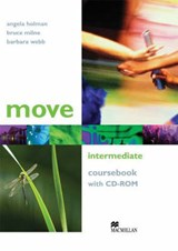 Move Intermediate Student's Book Pack | Angela Holman |