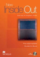 New Inside Out Student Book Pre Intermediate With CD Rom |  |
