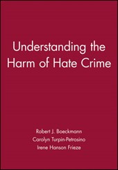Understanding the Harm of Hate Crime