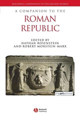 A Companion to the Roman Republic | Nathan Rosenstein |