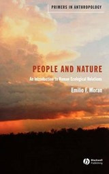 People and Nature | Emilio F. Moran |