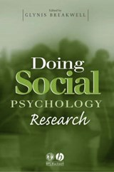 Doing Social Psychology Research | Glynis M. Breakwell |