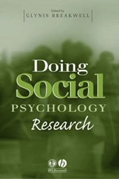 Doing Social Psychology Research