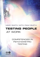 Testing People at Work | Mike Smith |