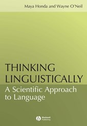 Thinking Linguistically