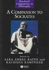 A Companion to Socrates | Sara Ahbel-Rappe |