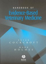 Handbook of Evidence-Based Veterinary Medicine | Peter Cockcroft |