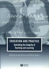 Education and Practice | Joseph Dunne |
