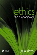 Ethics | Julia Driver |