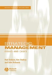 Strategic Management | Paul W. Dobson |