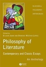 The Philosophy of Literature | Eileen John |