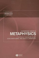 Contemporary Debates in Metaphysics | Th. Sider & J. Hawthorne |