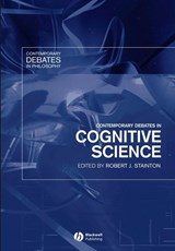 Contemporary Debates in Cognitive Science | Robert J. Stainton |