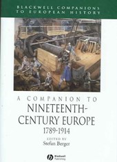 A Companion to Nineteenth-Century Europe | Stefan Berger |