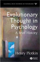 Evolutionary Thought in Psychology | Henry Plotkin |