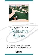 A Companion to Narrative Theory | James Phelan |