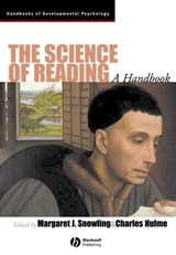 The Science of Reading | Margaret J. Snowling |
