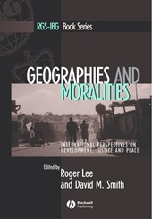 Geographies and Moralities | Roger Lee |