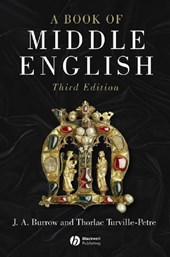 A Book of Middle English | J. A. Burrow |