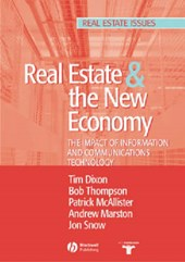 Real Estate and the New Economy | Tim Dixon |