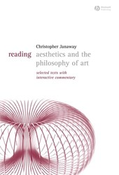 Reading Aesthetics and Philosophy of Art