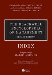 The Blackwell Encyclopedia of Management | John McGee |