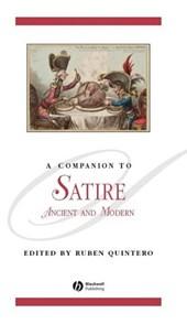 A Companion to Satire