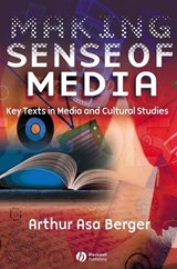 Making Sense of Media | Arthur Asa Berger |