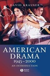American Drama 1945 -