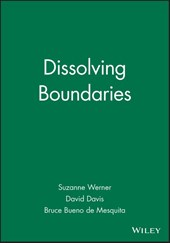 Dissolving Boundaries | Suzanne Werner |