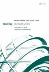 Reading Metaphysics | Helen Beebee |