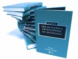 The Blackwell Encyclopedia of Sociology, 11 Volume Set | George Ritzer |