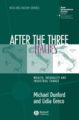 After the Three Italies | Michael Dunford |